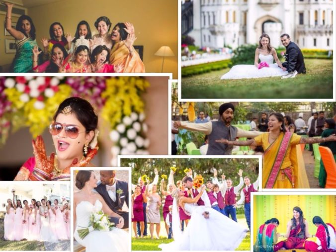 wedding photography portfolios for inspiration